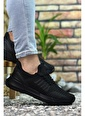 Riccon Haki Siyah Erkek Sneaker 00122338 Siyah